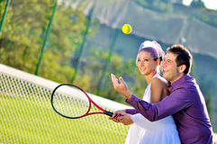Verticales de mariage Images stock