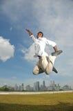 verticales mâles Photo libre de droits