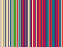 Verticle striped lines Stock Images