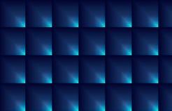 Verticlelijnen en dozen Stock Afbeelding