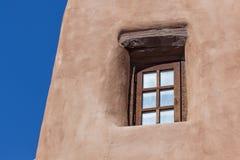 Vertieftes Fenster Lizenzfreie Stockfotos