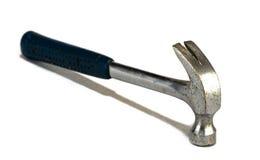 Vertiefung benutzter Hammer stockfotografie