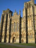 Vertiefungen Kathedrale, England Stockfotos