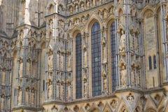 Vertiefungs-Kathedrale Stockfotografie
