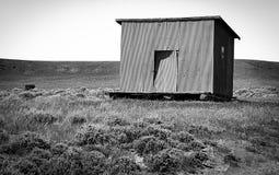 Vertiente blanco y negro Imagenes de archivo