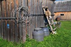Vertiente rural imagenes de archivo