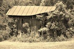 Vertiente vieja abandonada Foto de archivo libre de regalías