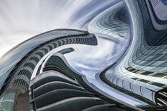 Vertigine architettonica Immagine Stock Libera da Diritti