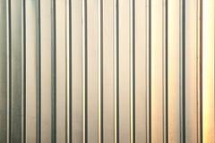 Vertikale Aluminiumbeschaffenheit Lizenzfreie Stockfotos