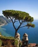 Vertikale Ansicht von Ravena, Italien Stockfoto