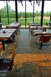 Vertikale der speisenden Halle Lizenzfreies Stockfoto