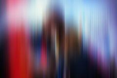 Vertikale Farblinien und Flecke Lizenzfreie Stockfotografie