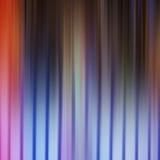Vertikale Farblinien und Flecke Stockbilder