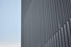 Vertikale Fassade Stockfoto