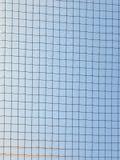 Vertikale hellblaue Abstraktion Stockbilder