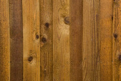Vertikale Holzverkleidungen Lizenzfreie Stockbilder