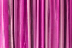 Vertikale rosa Tone Curtain lizenzfreies stockbild