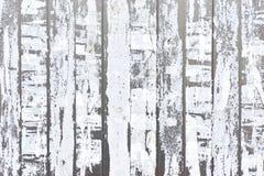 Vertikale Streifen des weißen heftigen Papiers Lizenzfreies Stockfoto