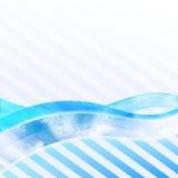 Vertikale Streifen zeichneten Himmelauslegung Lizenzfreie Stockfotografie