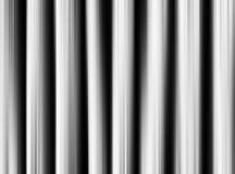 Vertikale weiche metallische Streifen Stockfotografie
