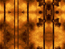 Vertikale Zeilen und Punkte des abstrakten Hintergrundes Lizenzfreies Stockfoto