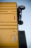 Vertikaler LKW Stockfotografie