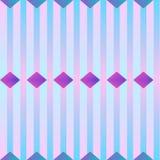 Vertikaler Zirkus streift nahtloses Muster Vektor Abbildung