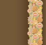 Vertikales Muster Lizenzfreies Stockbild