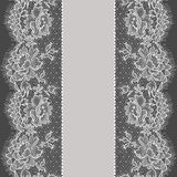 Vertikales nahtloses Muster lizenzfreie abbildung