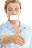 Vertrauen lizenzfreie stockbilder
