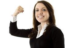 Vertrauen und Stärke Lizenzfreie Stockbilder