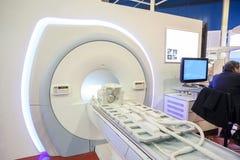 Ausstellung der medizinischer Ausrüstung Stockfotos