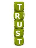 Vertrouwen royalty-vrije illustratie