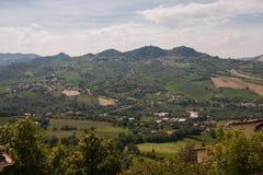 Verucchio lizenzfreies stockbild