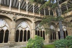 Veruela Monastery Stock Images