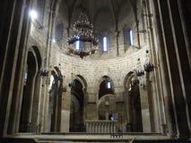 Veruela monastery in Aragon Stock Photo