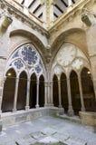 Veruela Monastery Royalty Free Stock Photography