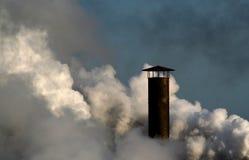 Verunreinigung stockfoto