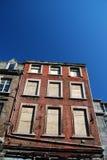 Verurteilen Sie Gebäude Lizenzfreie Stockfotografie