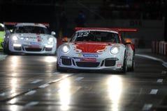 Verva gata Racing Fotografering för Bildbyråer