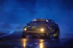 Verva gata Racing Royaltyfria Foton