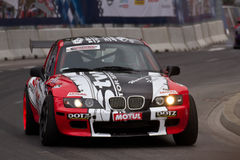 Verva Street Racing 2012 - racing car royalty free stock image