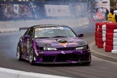 Verva Street Racing 2012 - racing car stock photos