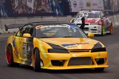 Verva Street Racing 2012 - racing car royalty free stock photography