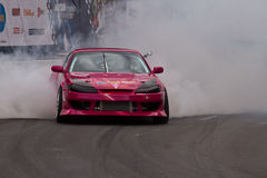 Verva Street Racing 2012 - racing car stock images