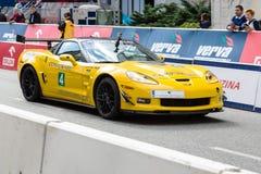 VERVA Street Racing show in Warsaw, Poland stock photo