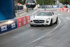 VERVA Street Racing show in Warsaw, Poland stock images