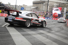 VERVA Street Racing in Warsaw, Poland Royalty Free Stock Photos