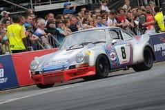 VERVA Street Racing in Warsaw, Poland royalty free stock photos
