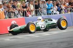 VERVA Street Racing in Warsaw, Poland royalty free stock photo